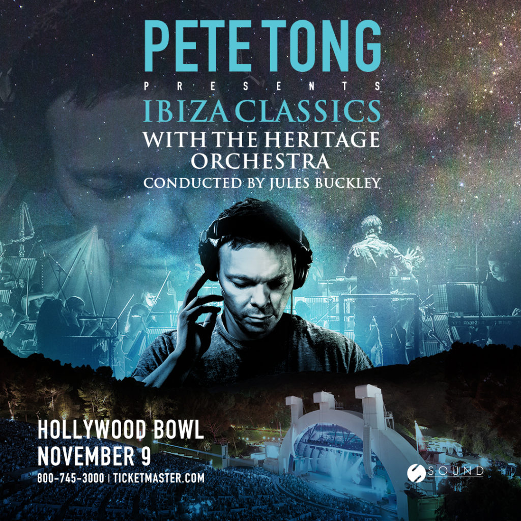 Pete Tong presents Ibiza Classics with the Heritage Orchestra