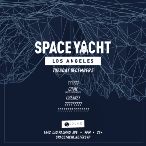 Space_Yacht December