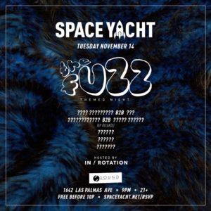 Space_Yacht November