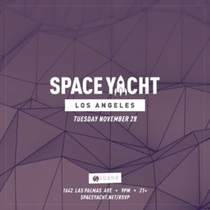Space_Yacht November