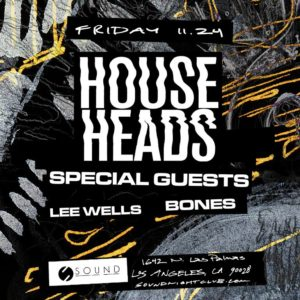 House_Heads November