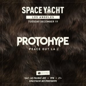 Space_Yacht Protohype December