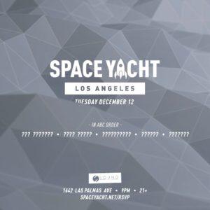 Space_Yacht December