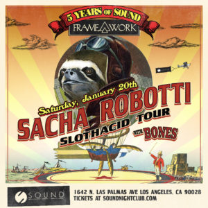 Sacha_Robotti Sound_Nightclub January Dirtybird