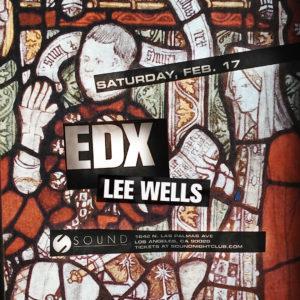 Sound_nightclub EDX Lee_Wells February 2018