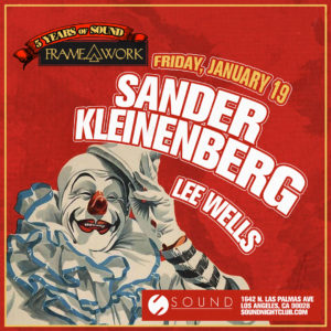 Sander_Kleinenberg Sound_Nightclub Framework 5_Years_of_Sound