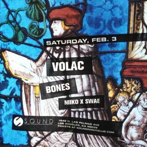 Volac Sound_Nightclub February 2018