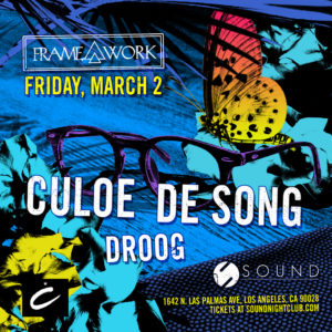 Culoe_de_Song Droog Framework Sound_Nightclub March 2018