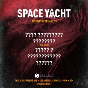 Space_Yacht 2018