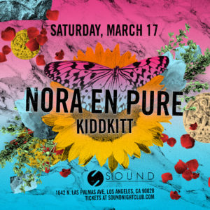 Nora_En_Pure Sound_Nightclub March 2018