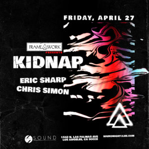Kidnap Sound_Nightclub Framework April 2018