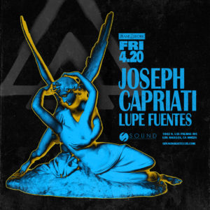 joseph_capriati 7_days_of_sound April 2018