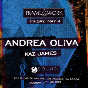 Andrea_Oliva Framework Sound_Nightclub May 2018