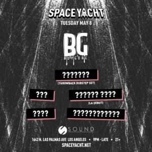 Space_Yacht Buygore May 2018