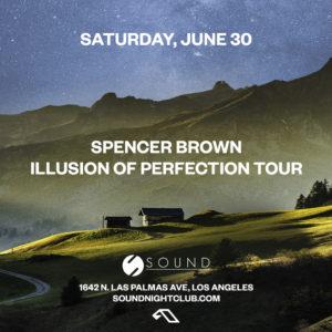 Spencer_Brown Sound_Nightclub June 2018