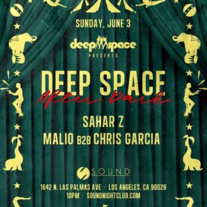 deep space after dark sound_nightclub june 2018