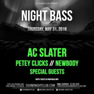 Night Bass Sound_Nightclub May 2018
