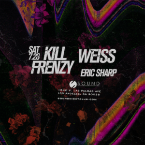 kill frenzy weiss sound_nightclub july 2018