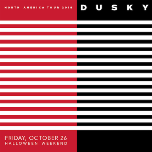 Dusky sound_nightclub october 2018 halloween