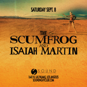 the scumfrog isaiah martin sound_nightclub september 2018