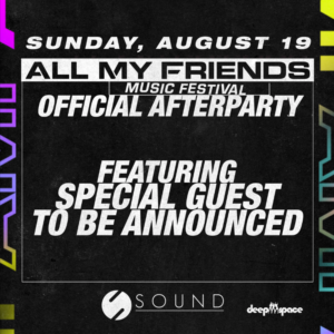 all my friends afterparty sound_nightclub august 2018