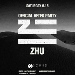 zhu sound_nightclub september 2018