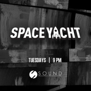 space yacht tuesdays sound