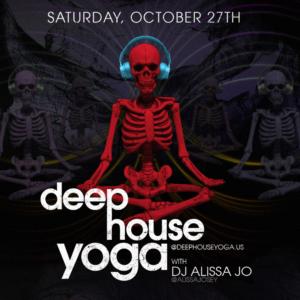 deep house yoga october 2018 sound nightclub