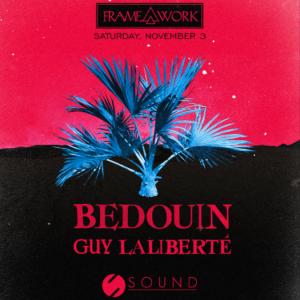 Bedouin Guy Laliberte Sound Nightclub November 2018