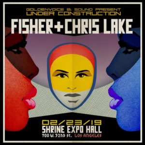 Chris Lake Fisher Shrine Expo Hall February 2019 Sound Goldenvoice