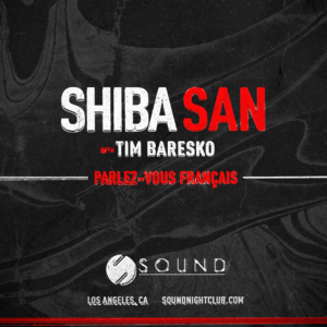 shiba san april 2019 tim baresko sound nightclub