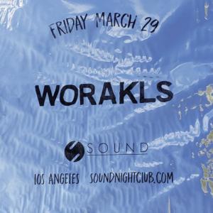 workals la debut sound nightclub march 29 2019