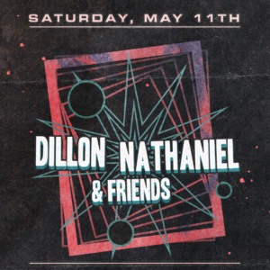 Dillon Nathaniel and Friends & Sound Nightclub 2019 May