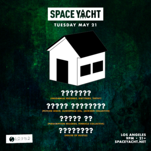 space yacht for the love of house may 2019