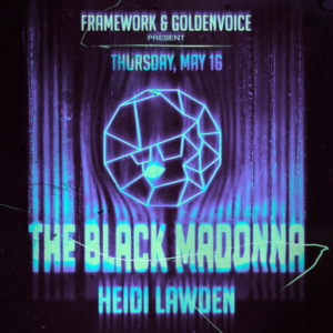The Black Madonna Heidi Lawden Sound Nightclub 2019 May