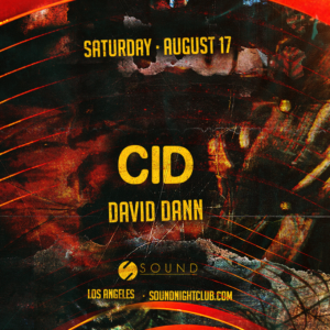 cid david dann sound nightclub august 2019