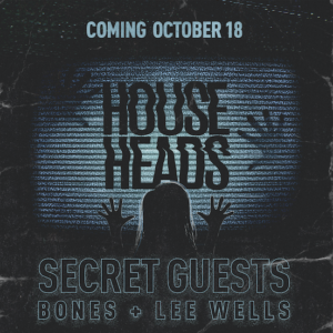 House Heads October 2019 Sound Nightclub