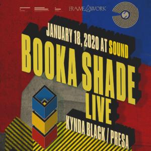 Booka Shade Live Sound 2020 January Kynda Black Presa Sound NIghtclub