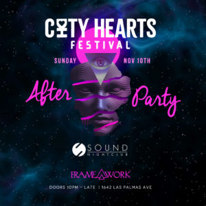 Desert Hearts After Party Sound Nightlcub November 2019