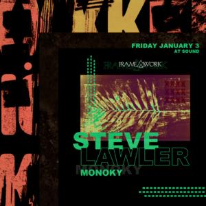 Steve Lawler Framework Sound Nightclub 2020 January