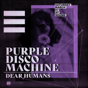 Purple Disco Machine Sound Nightlclub March 2020
